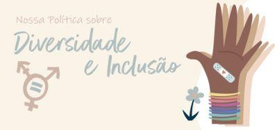 Banner - Lançamento - Diversidade e Inclusão