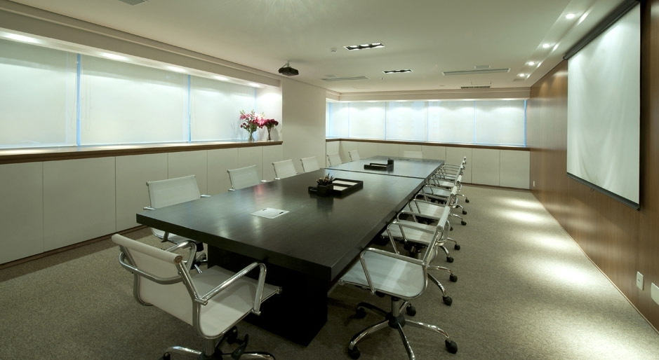 Foto do Business Center