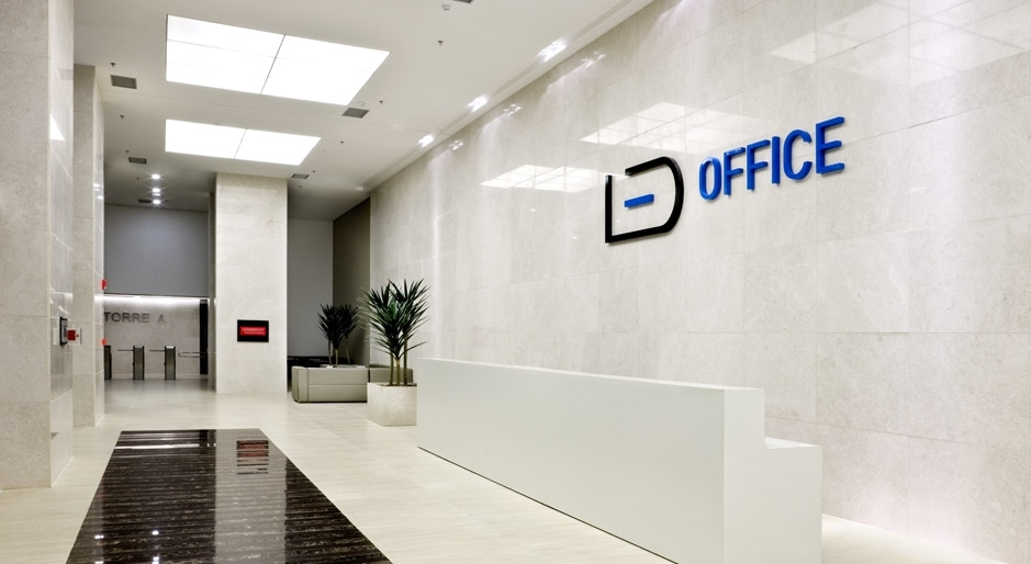 Foto do Lobby Office