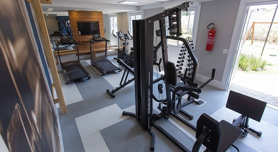 Residencial Horto - Foto do Fitness