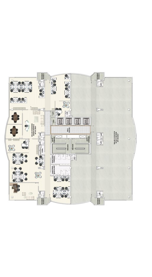 Hangar Business Park Salvador Ba